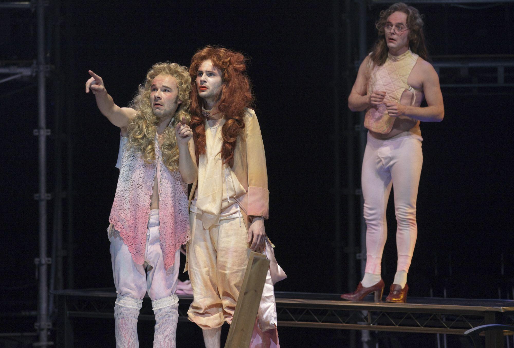 Faust I & II (2011)