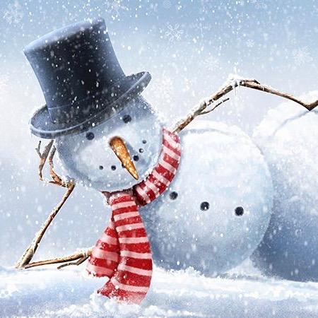 The Snowman (2018)